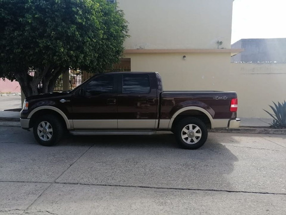 Ford Lobo 4.6 Xlt Cabina Doble 4x4 Mt