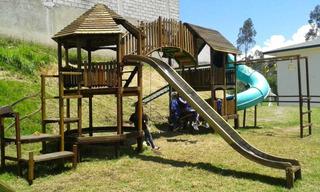 Juegos Infantiles En Madera Parques Niños Recreativos.