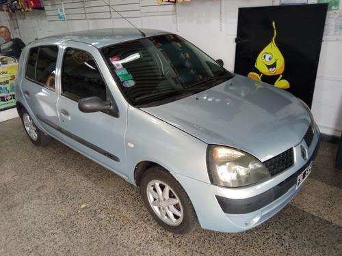 Renault Clio 1.6 Athent. Aa Gnc