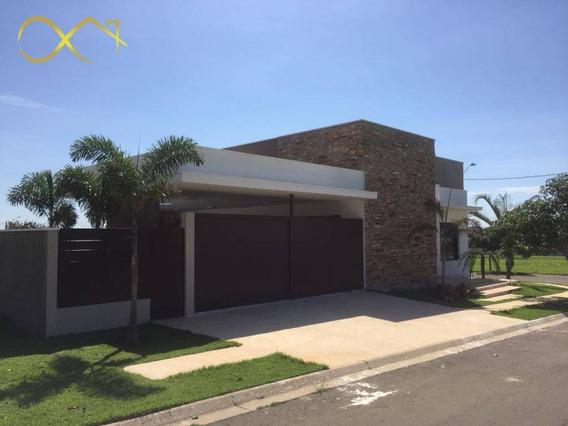 Casa Residencial Com 3 Dormitórios À Venda, 216 M² - Jardim America - Paulínia/sp - Ca1846