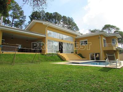 Casa Residencial À Venda, Granja Viana, Cotia. - Codigo: Ca11532 - Ca11532