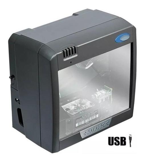 Leitor De Código De Barras Laser Fixo Psc Vs2200 Usb Usado