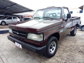 Chevrolet D-20 Custom-s Turbo Vermelha 1995 (original)