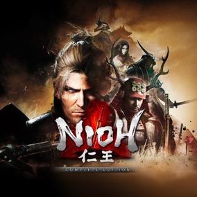 Nioh - The Complete Edition Locação Por 30 Dias