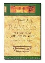 Livro O Templo De Milhões De Anos