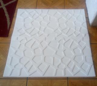 Panel 3d Adhesivo 70*70 Cm
