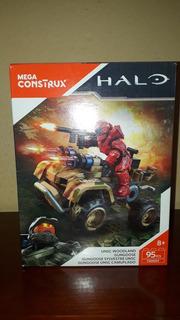 Mega Construx Halo Unsc Woodland