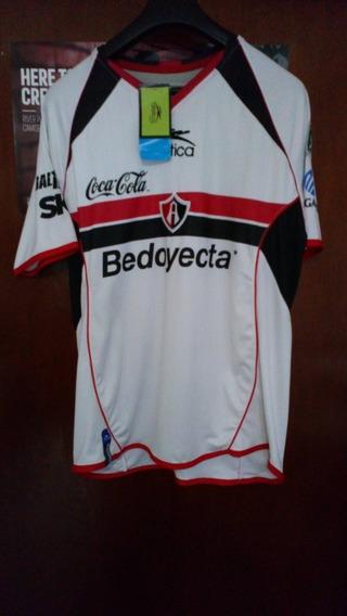 Camiseta Atlas De Mexico Atlética Nueva Original M