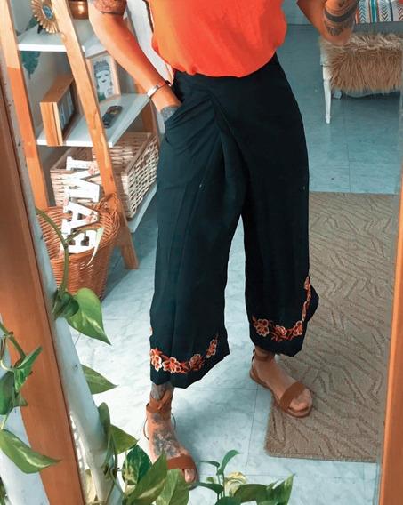 Pantalón De Mujer Art 6261