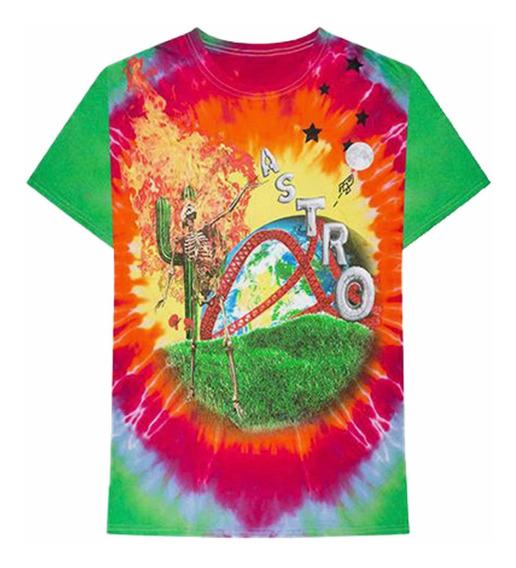 Camisa Astroworld Travis Scott