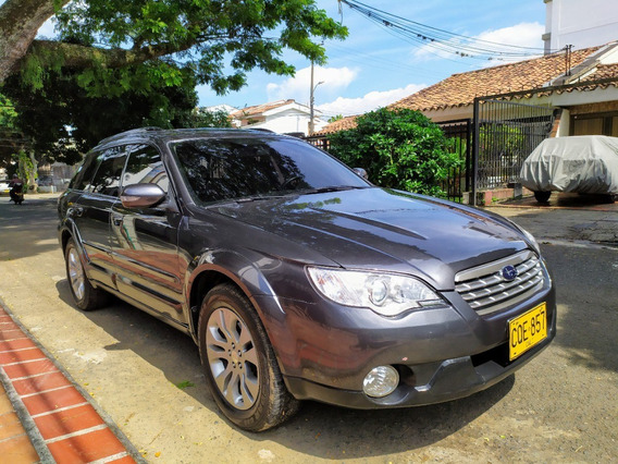 Subaru Outback Limited 4x4 3.0 H6 2008
