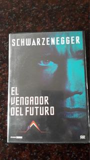 El Vengador Del Futuro (dvd) Remasterizada
