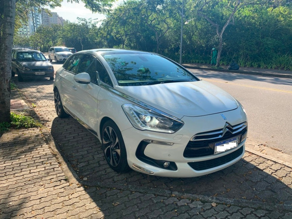 Citroen Ds5 1.6 16v 165cv Turbo Intercooler Gasolina 4p Auto