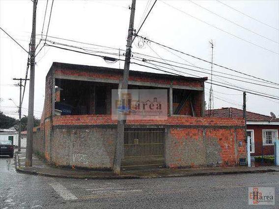 Sobrado Em Sorocaba Bairro Vila Carol - V2648