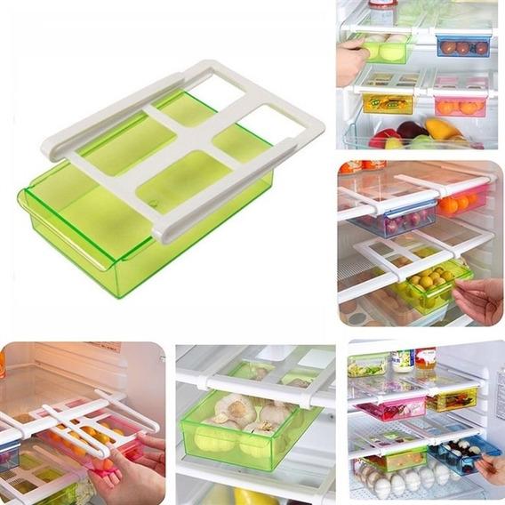 Gaveta Geladeira Armario Organizador Refrigerador Freezer