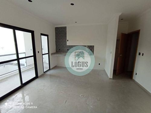 Imagem 1 de 16 de Apartamento Com 2 Dormitórios À Venda, 60 M² Por R$ 397.000 - Jardim Copacabana - São Bernardo Do Campo/sp - Ap1810