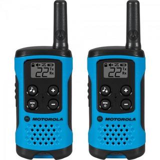 Rádio Comunicador Talkabout Par 25km T100br Azul Motorola