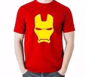 Camiseta Iron Man / Niño