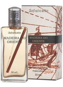 Kit 03 Perfumes Masculino Madeira Do Oriente 50ml 29% Off