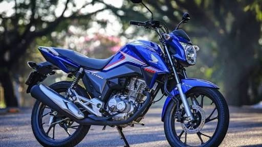 Honda 400 Nx E 160 Titan