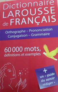 Larousse Diccionario Solo Francés Dictionnaire Francais Plus