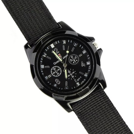 Relógio Masculino Esport Militar Gemius Army Cod. 00031