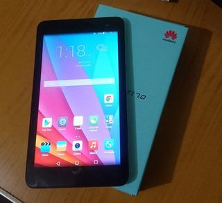 Tablet Huawei T1 Con Protector Y Estuche