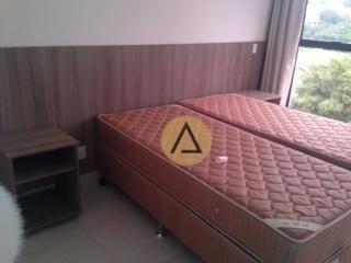 Flat Com 1 Dormitório Para Alugar, 40 M² Por R$ 1.200/mês - Granja Dos Cavaleiros - Macaé/rj - Fl0041