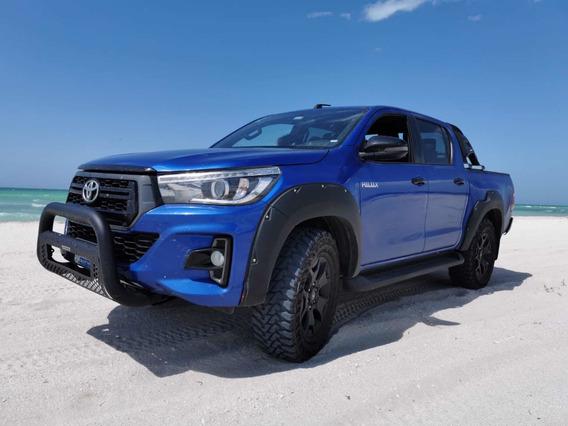 Toyota Hilux 2.8 Tdi Cabina Doble At 2019