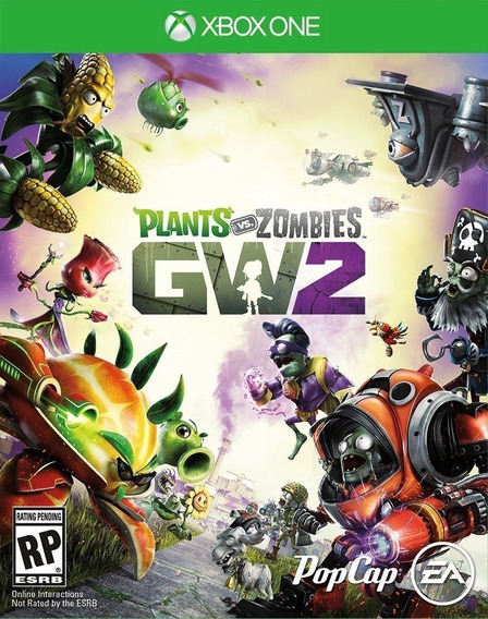 Plants Vs Zombies Garden Warfare 2 - Xbox One - Mídia Física