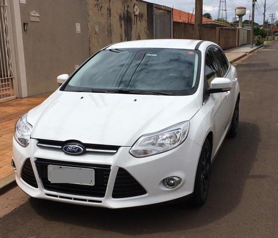 2014 Ford Focus Titanium - Ipva 2020 Pago