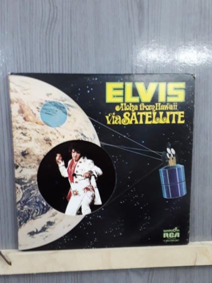 Lp - Imp - Elvis Presley - Aloha From Hawaii Via Satellite