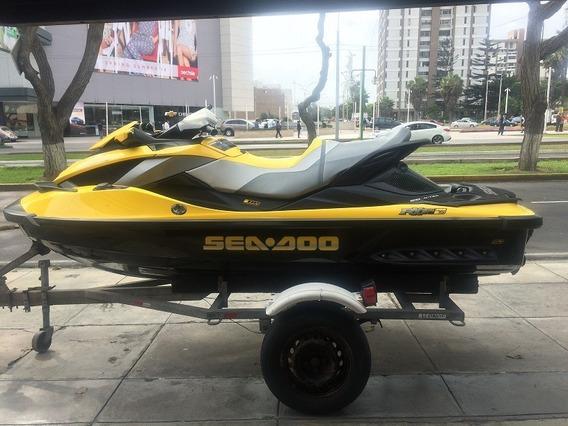 Moto Acuática Sea Doo Rxt 255!