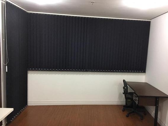 Sala Para Alugar, 23 M² Por R$ 1.400/mês - Brooklin Paulista - São Paulo/sp - Sa0406