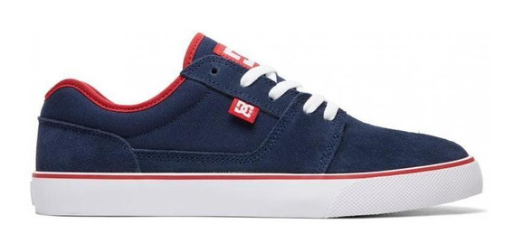Zapatilla Hombre Tonik Azul Dc Shoes