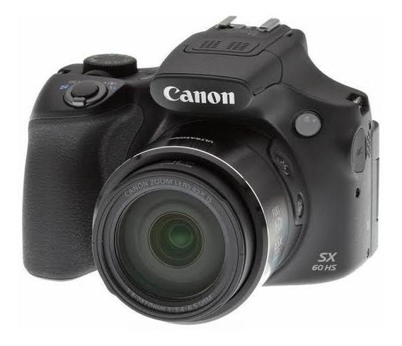 Câmera Profissional Canon Power Shot Sx60_ Excelente !!!