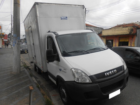 Iveco Daily 35s14 2014 Bau