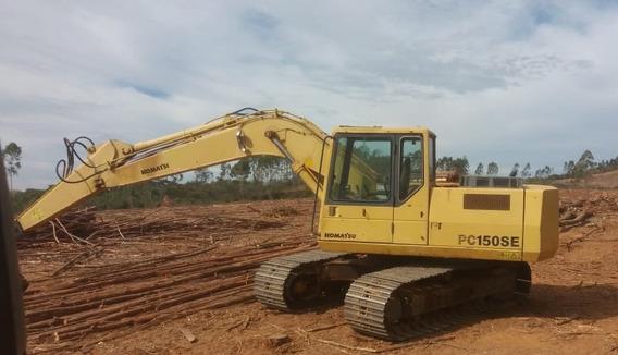 Escavadeira Komatsu Pc150 - 2001