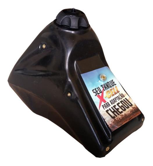 Tanque Plástico X Cell 9 Litros P/ Nxr Bros 125 150