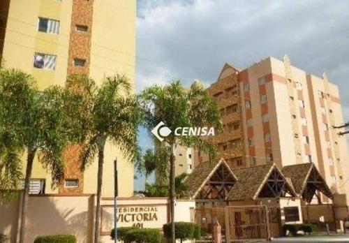 Imagem 1 de 1 de Apartamento Com 3 Dormitórios À Venda, 88 M² Por R$ 400.000,00 - Jardim Pompéia - Indaiatuba/sp - Ap1194