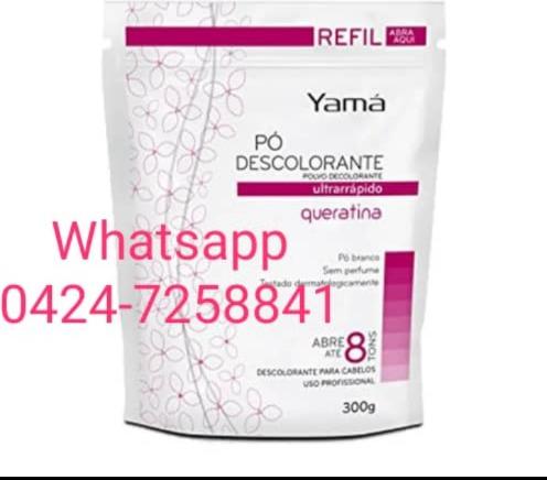 Decolorante Para Cabello Yamá 300g
