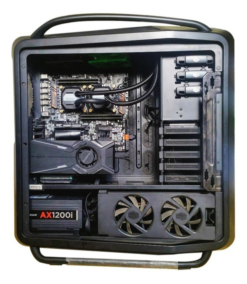 Pc Workstation Computador 64gb M.2 512gb Xeon Rtx2080 8tb Hd