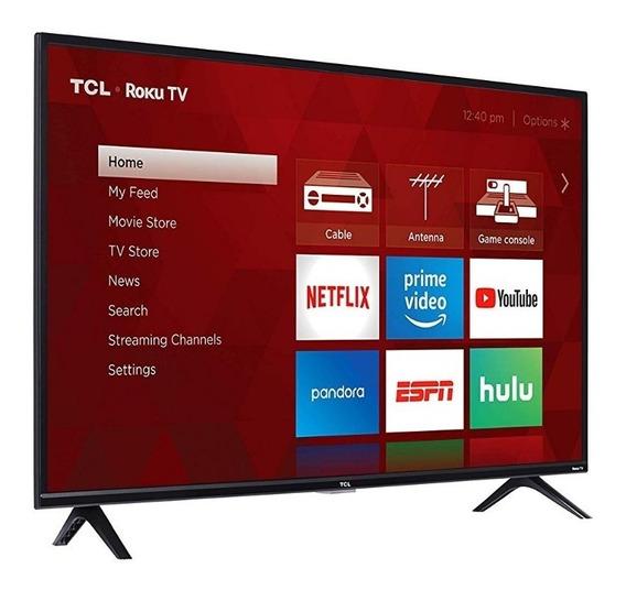 Tv Inteligente De 40 Pulgadas 1080p Smart Led Roku Tv (2019)