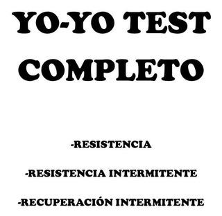 Yoyo Test Completo