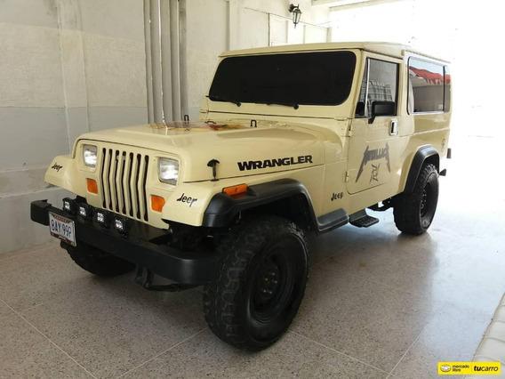 Jeep Cj Wrangler Cj