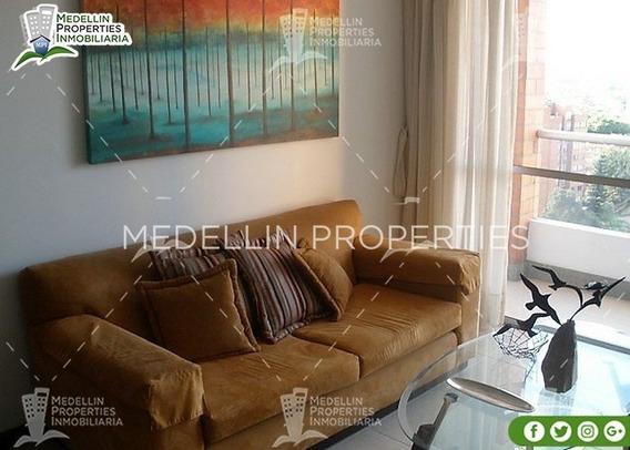 Apartamentos Y Casas Amobladas Por Dias En Medellin Cód:4079
