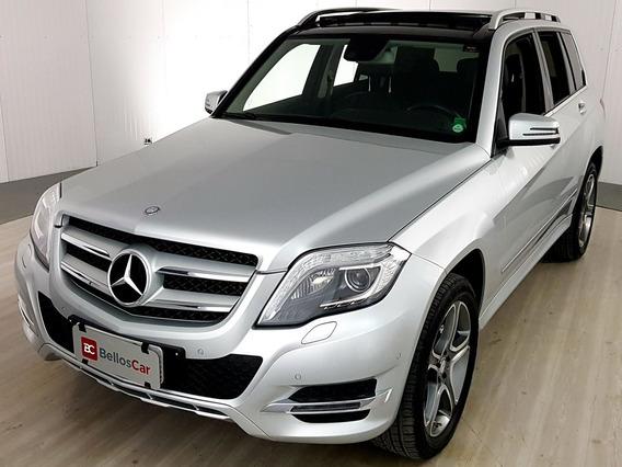 Mercedes Glk 2.1 Cdi 4x4 Diesel 4p Automático 2014/2015