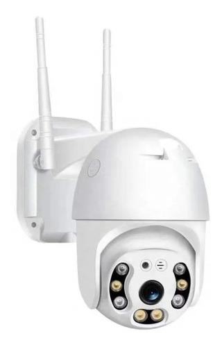 Cámara Ip Motorizada Exterior Wifi P2p Mic Luxell Ip160