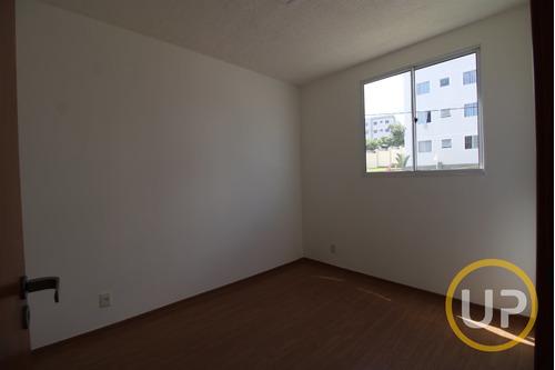 Apartamento Em Chacaras Reunidas Santa Terezinha - Contagem - 9116