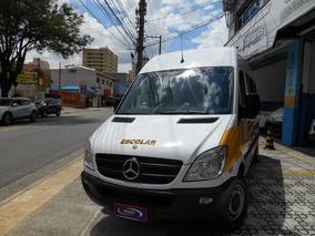 Mercedes-benz Sprinter 415 Van Teto Alto 2.2 Cdi, Fqx5380